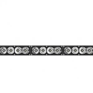 Barra led modular armable tipo baja 32″