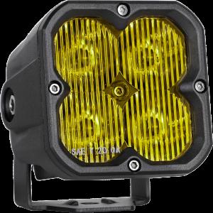 Faro led premium SAE 3″ amarillo