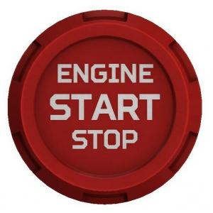 Botón de encendido Tacoma 16-21 AJT DESIGN